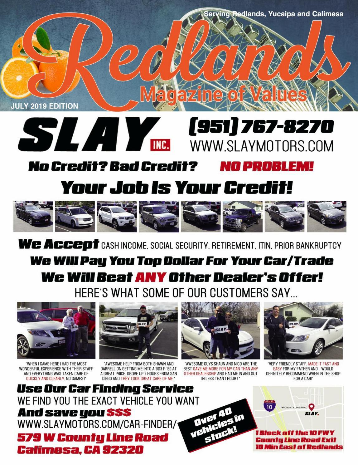 yucaipa coupon magazine