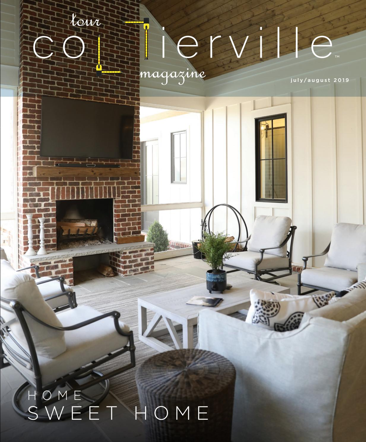 Tour Collierville Magazine July August 2019 By Tour Collierville Magazine Issuu