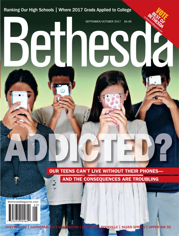 September October 2017 By Bethesda Magazine Issuu