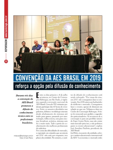 Page 22 of AES Brasil 2019