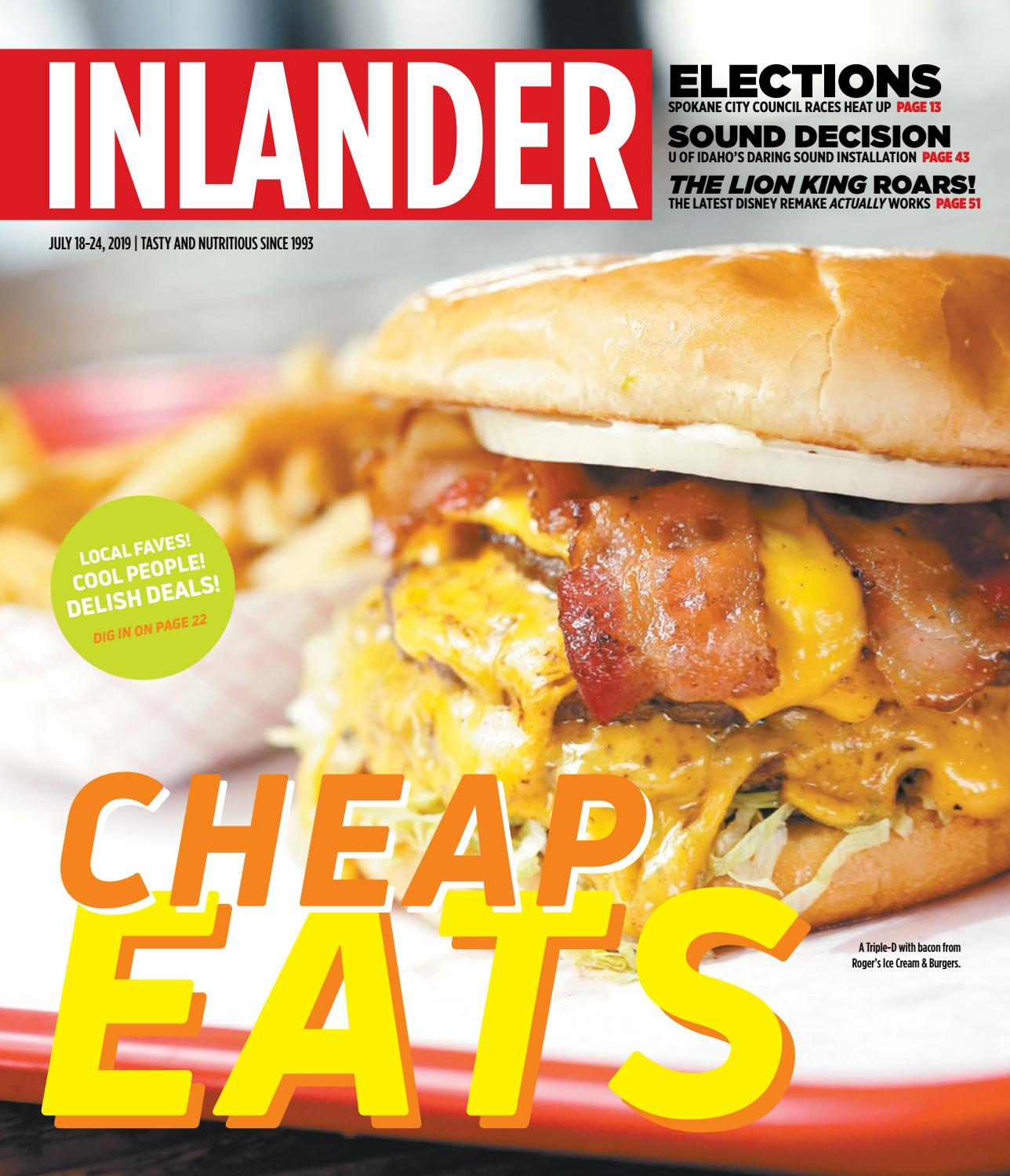 Inlander 07/18/2019 by The Inlander - issuu