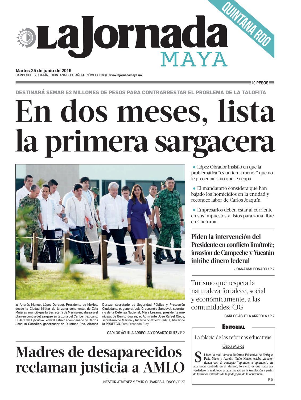 Pelicula porno lelvira la zuchia y la aspira La Jornada Maya Martes 25 De Junio De 2019 By La Jornada Maya Issuu