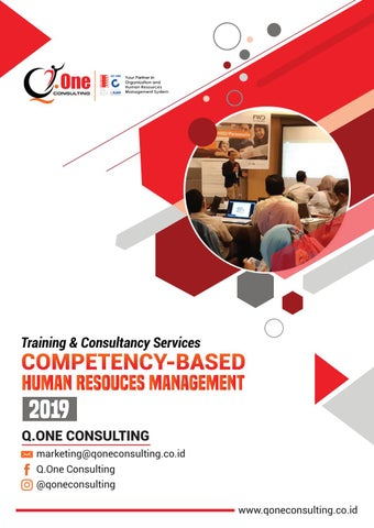 Catalogue Q One Consulting by Trisna Wahyuningsih - issuu