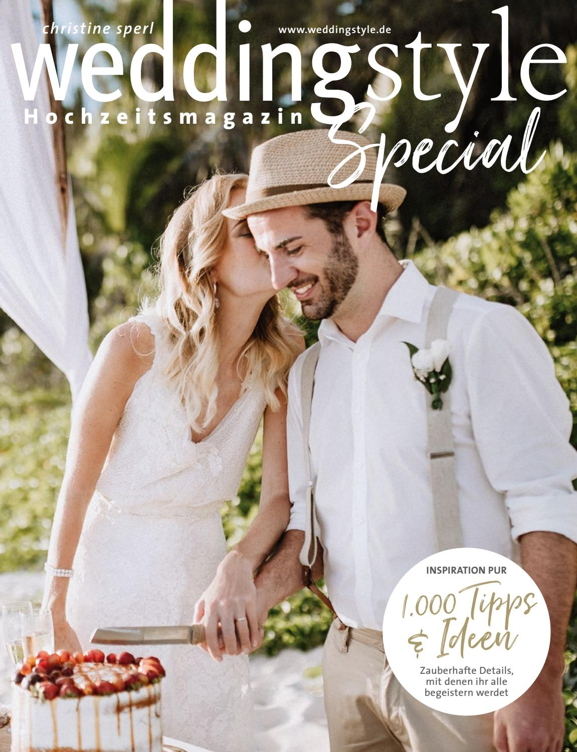 Weddingstyle Hochzeitsmagazin Special Issue By