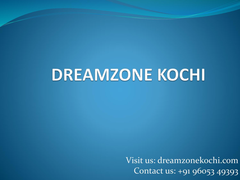Fashion Designing Courses In Kochi By Dreamzone Kochi Issuu