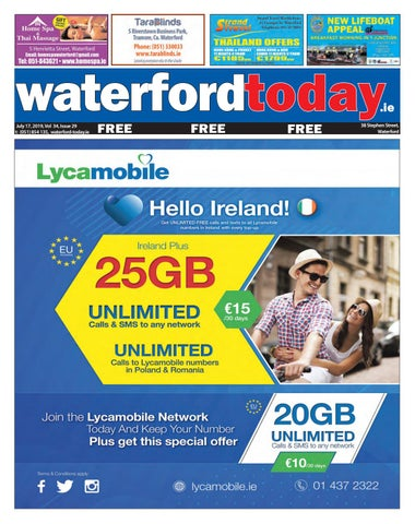 Waterford Today 17-07-2019 by Waterford Today - issuu