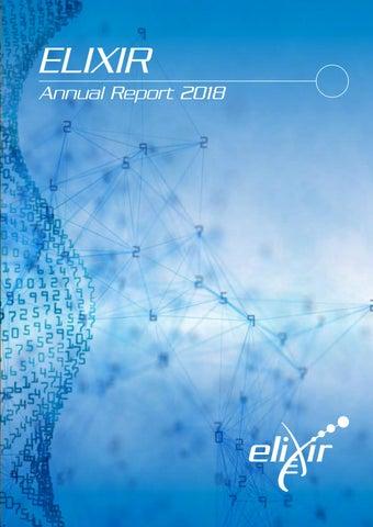 ELIXIR Annual Report 2018