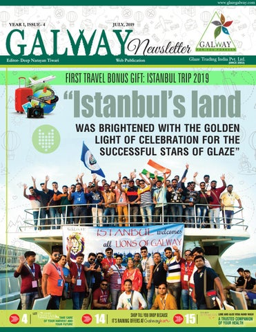 Galway Newsletter July 19 by glaze galway - issuu