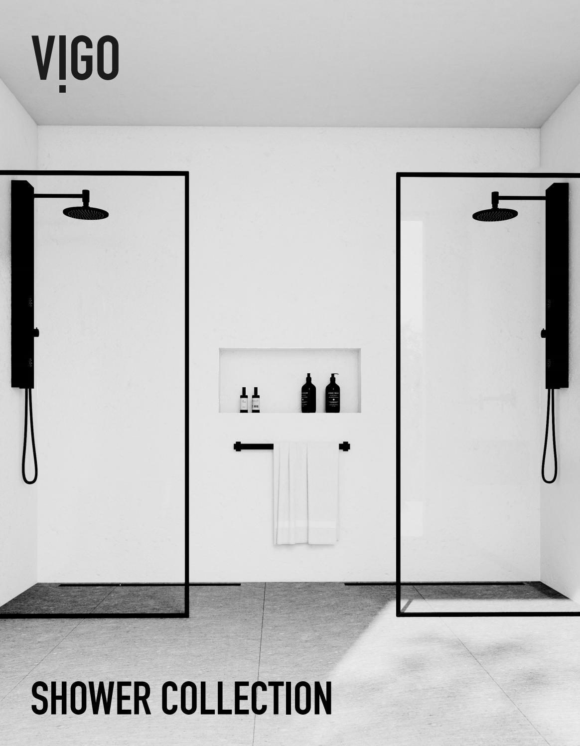 Vigo 2019 Shower Collection By Vigo Issuu