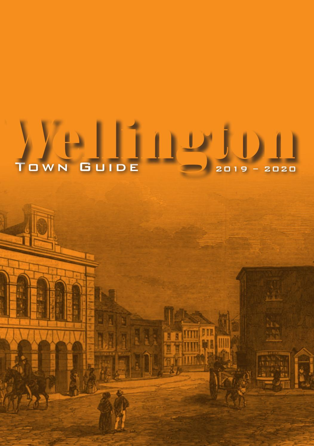 Wellington Town Guide 2019 by The Edge Directory - issuu