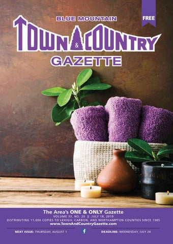 Town & Country Gazette July 18 by Innovative Designs