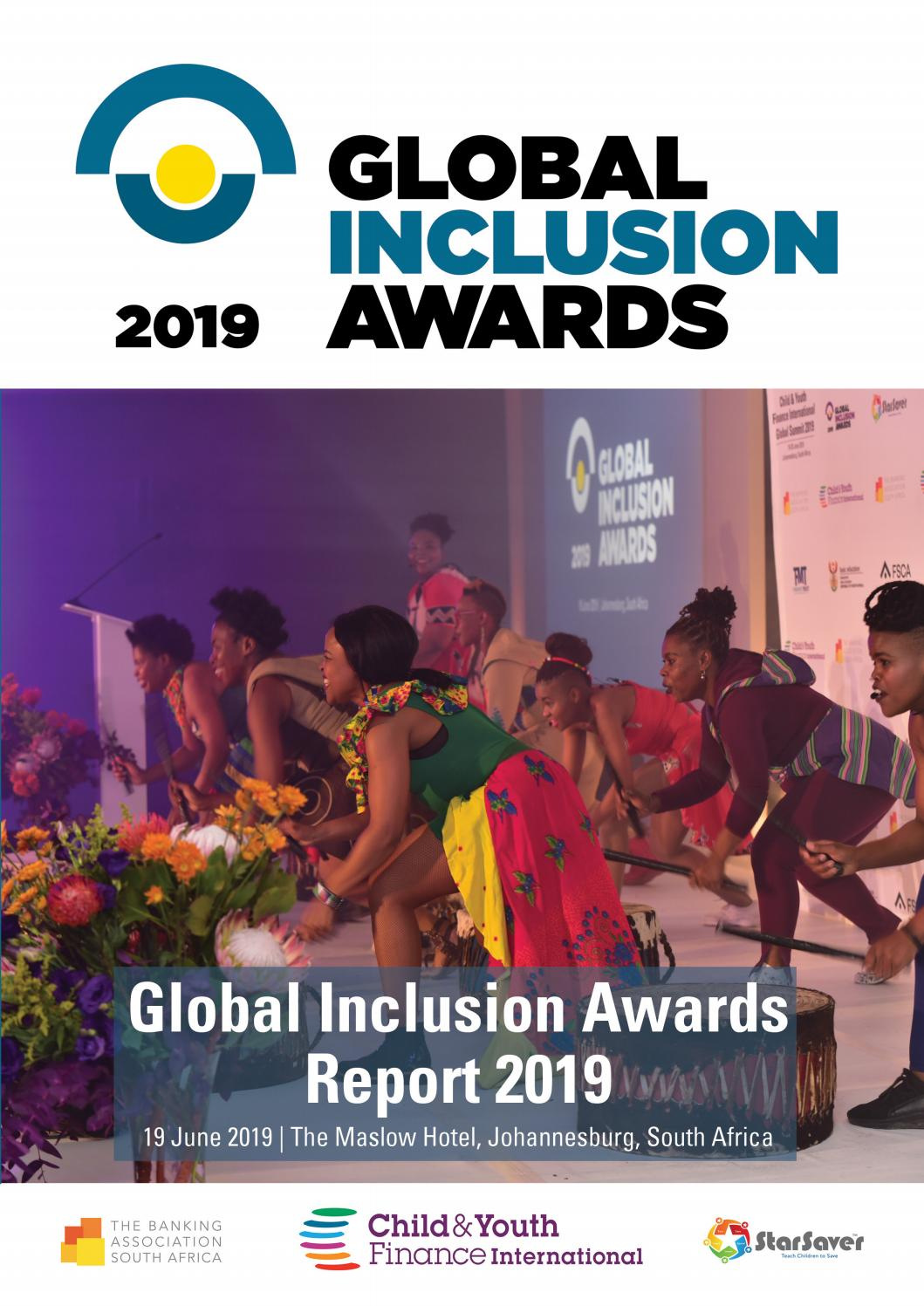 Global Inclusion Awards Report 2019 by Child & Youth Finance