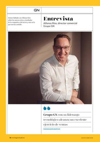 Page 18 of Entrevista Alfonso Ríos, director comercial Grupo GN