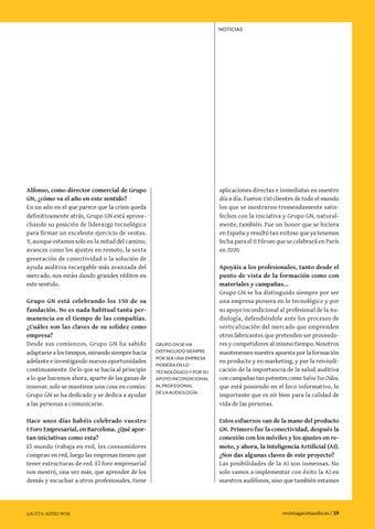 Page 19 of Entrevista Alfonso Ríos, director comercial Grupo GN