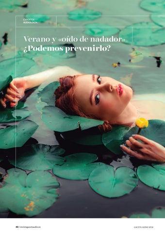 Page 40 of Verano y «oído de nadador» ¿Podemos prevenirlo?