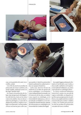 Page 49 of Otometrics equipa a Audiored-Valdemoro