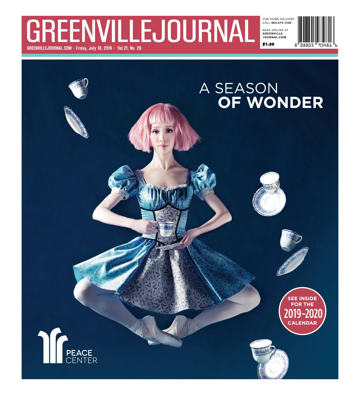 July 19, 2019 Greenville Journal by Community Journals - issuu
