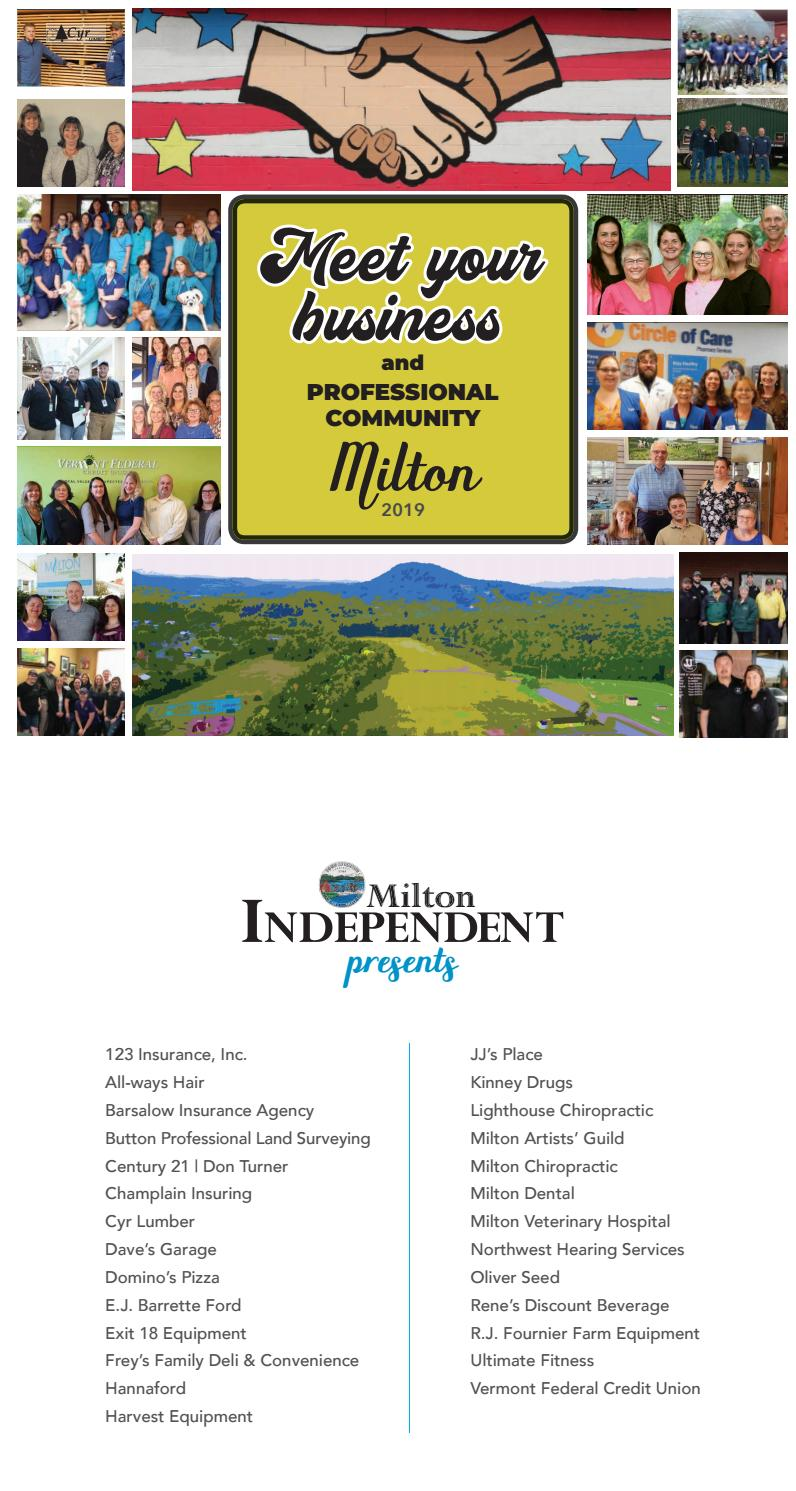 Milton Independent July 18 2019 By Milton Independent Issuu