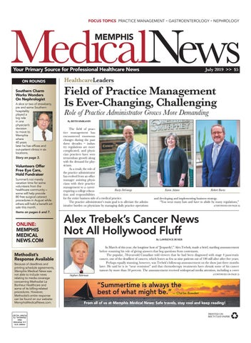 July 2019 MMN by Medical News - issuu
