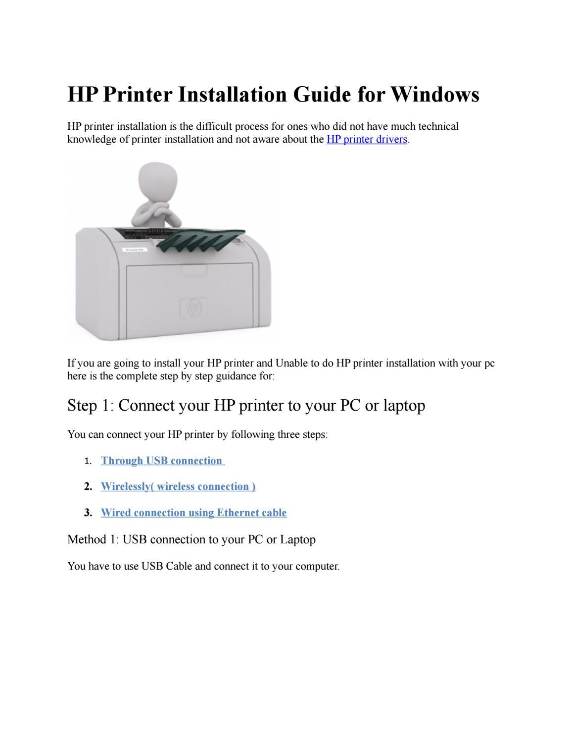Fix Hp printer installation issue | 1-877-353-6650 | HP