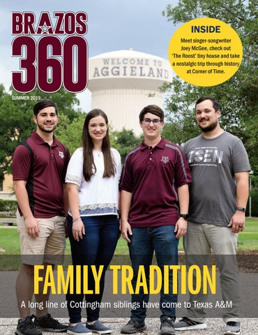 Brazos 360 Summer 2019 by The Eagle Advertising Department