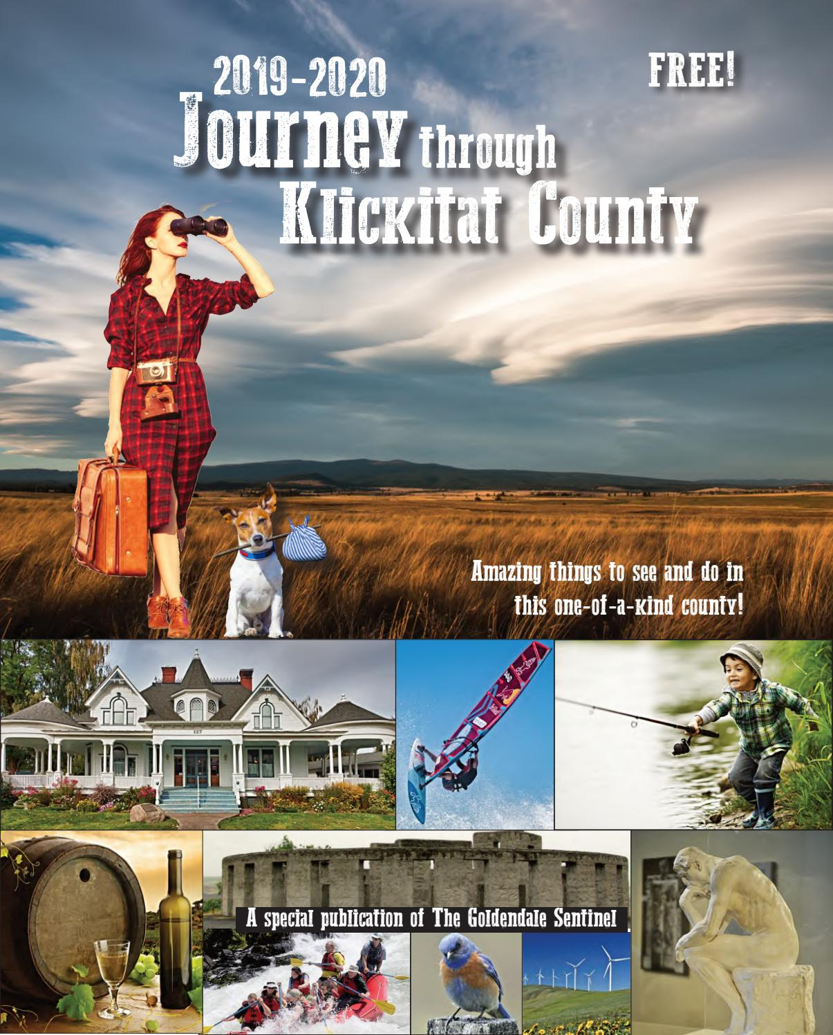 Journey Through Klickitat County 2019 2020 by Goldendale Sentinel