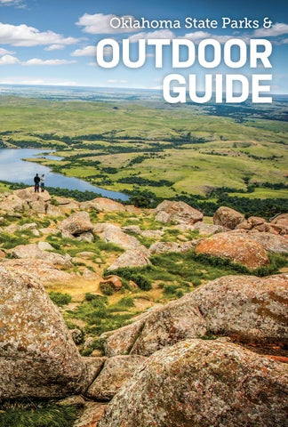 2019 Oklahoma State Parks Outdoor Guide By Oklahoma