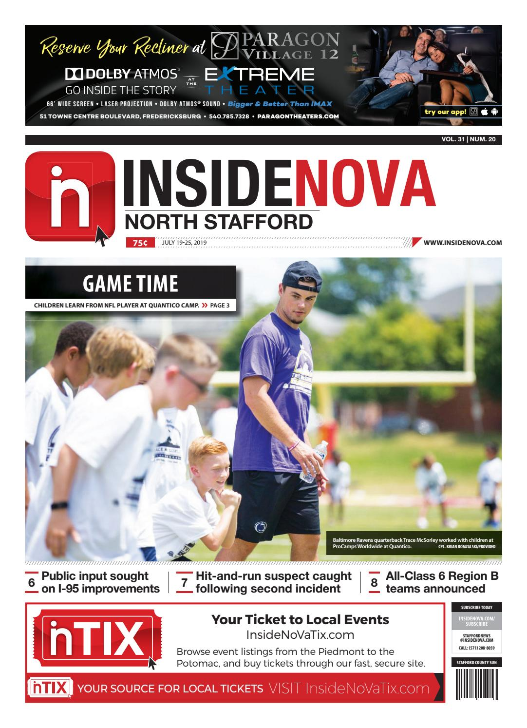 InsideNoVa/North Stafford, July 19, 2019 by InsideNoVa - issuu