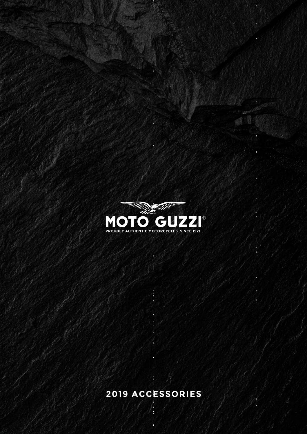 Cuscino Sella Gel per Moto Guzzi V7 III Rough//Carbon nero