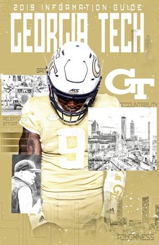 2019 Georgia Tech Football Information Guide by GTAthletics