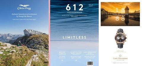 St Gallen Bodensee 612 The Guide Magazine Sw10544 1002 2001 3022en By Switzerland Tourism Issuu