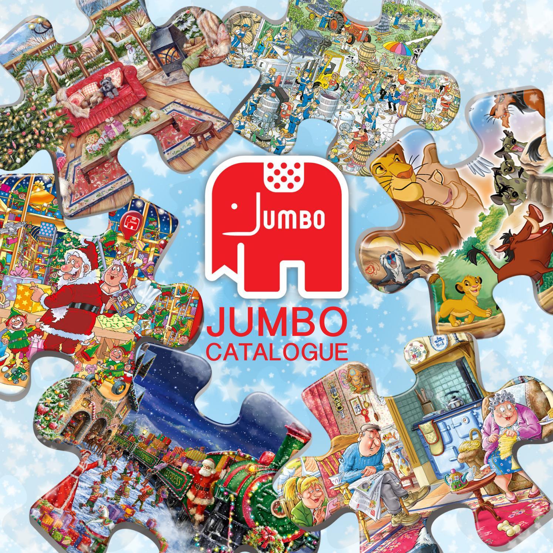 Puzzle For Kids with 50 pieces Christmas Fair 2018 Jigsaw CHRISTMAS JIGSAW