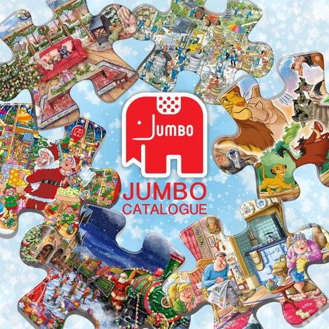 Jumbo Games Autumn Winter 2019 Puzzles Games Brochure By Koninklijke Jumbo Part Of Jumbodiset Group Issuu
