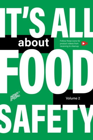 Abc Food Safety 2019 By Innovative Foodservice Issuu