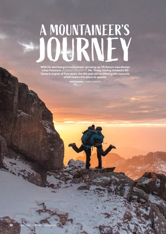 Page 30 of A Mountaineer's Journey
