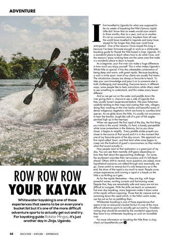 Page 46 of Row Row Row your Kayak