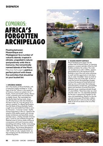 Page 48 of Comoros: Africa's Forgotten Archipelago
