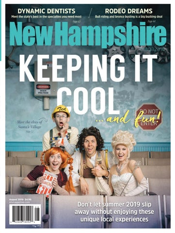 New Hampshire Magazine August 2019 by McLean Communications - issuu