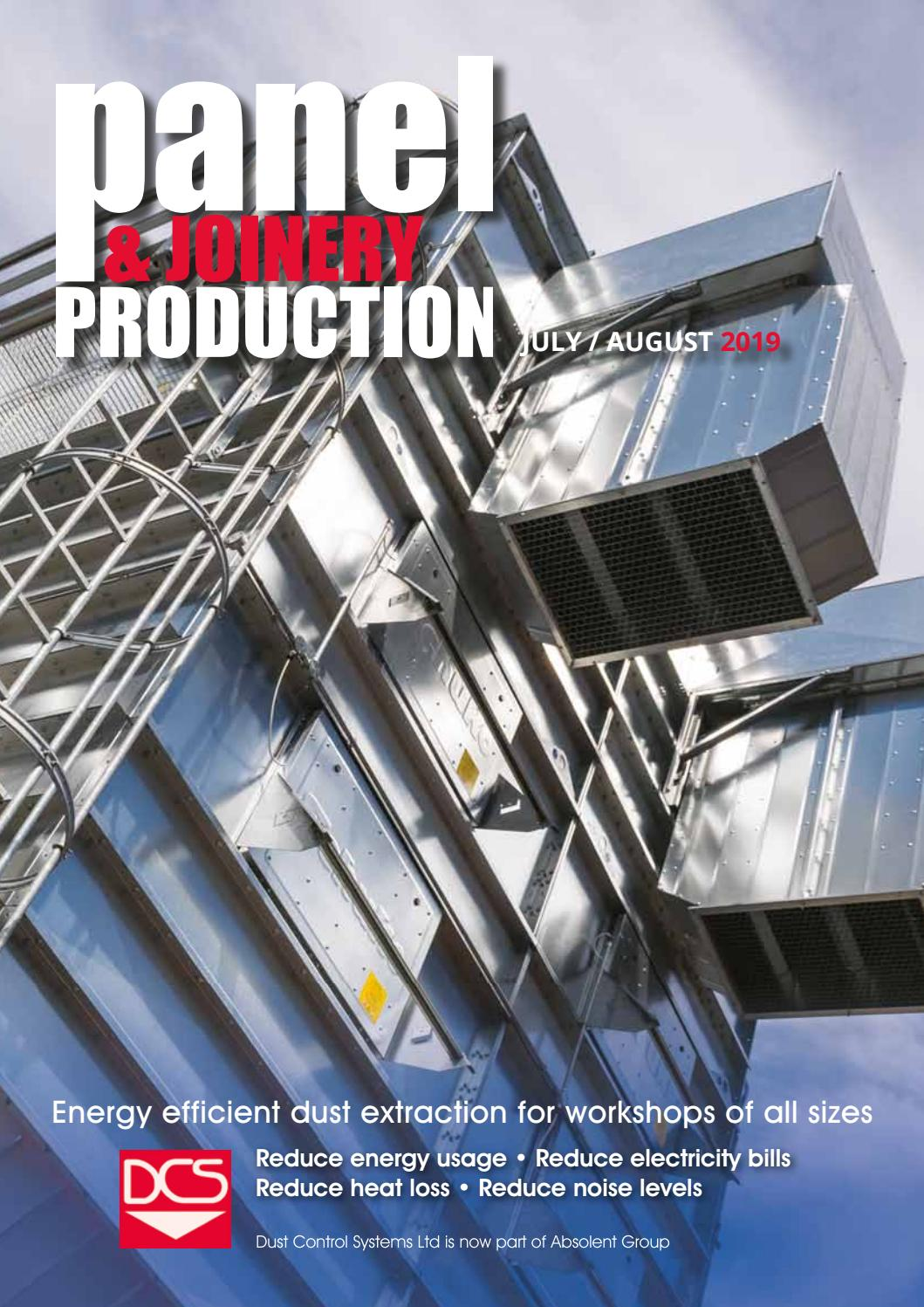 Panel & Joinery Magazine July / August 2019 by Panel
