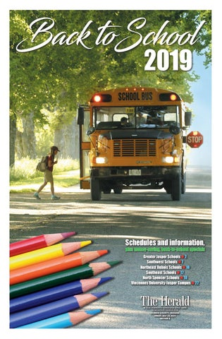 Back to School 2019 by The Herald - issuu