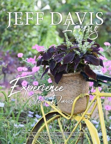 Jeff Davis Living Magazine - 2019 by Showcase Publications