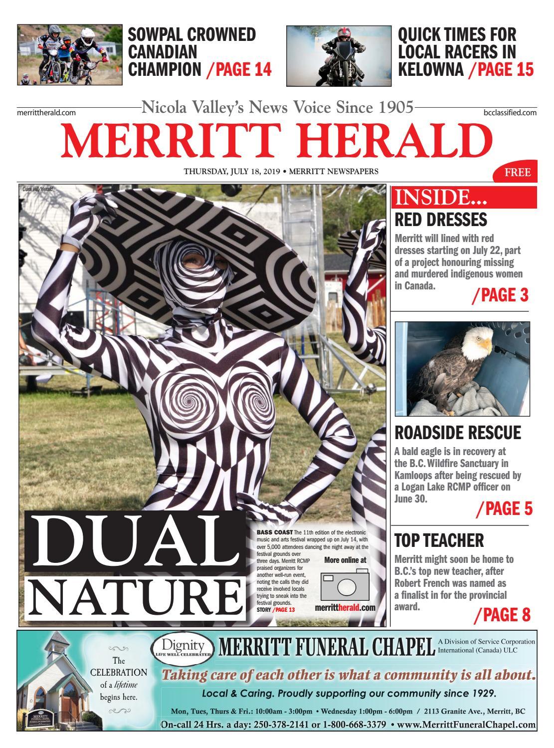 July 18 by Merritt Herald - issuu