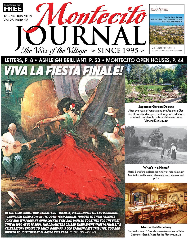 Viva La Fiesta by Montecito Journal - issuu