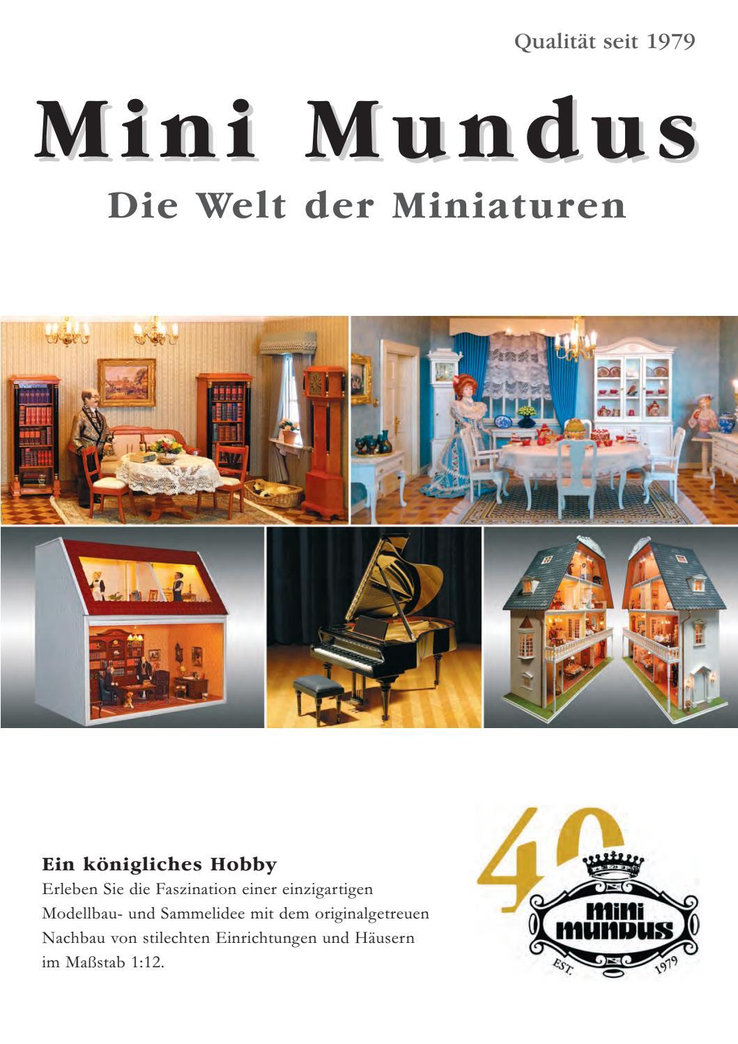 2 Regenschirmen Puppenhaus M/öbel Wohnzimmer Miniatur 1:12 Schirmst/änder m