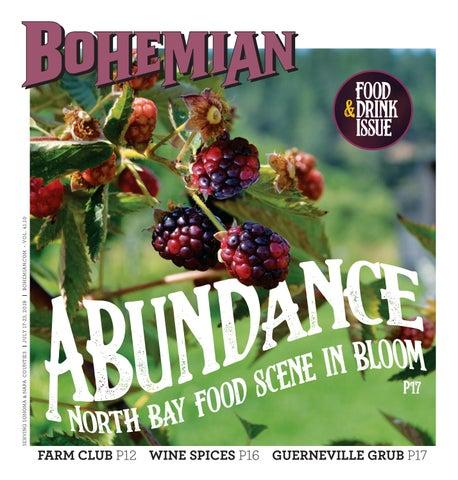 North Bay Bohemian July 17-23, 2019 by Metro Publishing - issuu