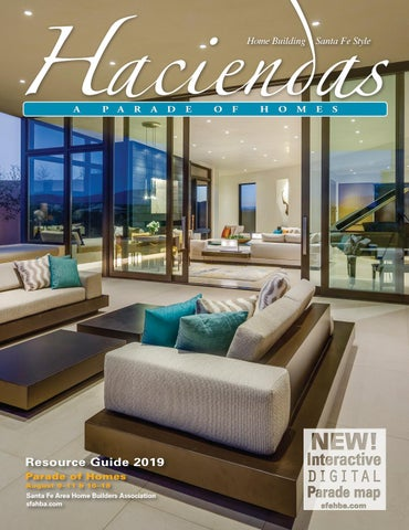 Haciendas Summer 2019 Parade Of Homes Magazine By Bella