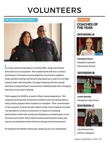 Page 21 of Community Partners & Volunteers