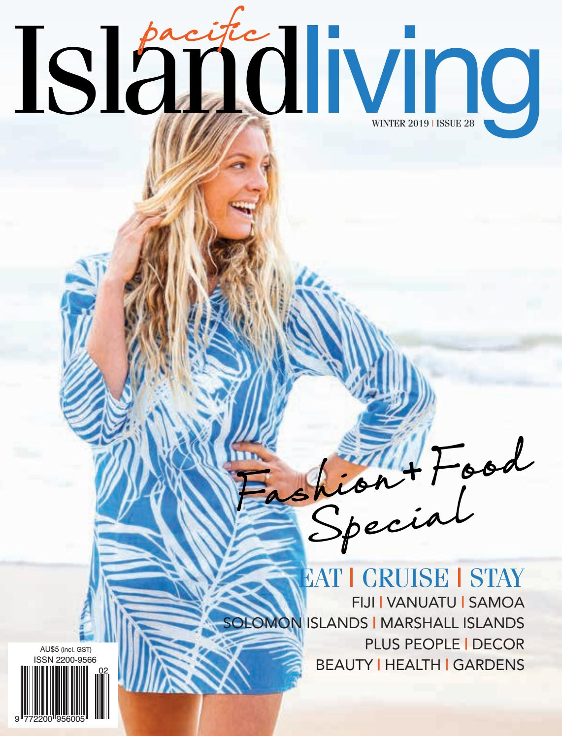 Pacific Island Living Issue 18 by Pacific Island Living   issuu