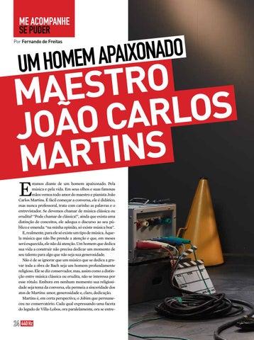 Page 24 of Maestro João Carlos Martins - Um homem Apaixonado
