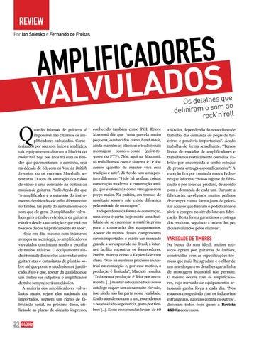 Page 32 of Amplificadores Valvulados